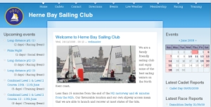 Herne Bay Sailing Club